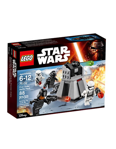 Lego Star Wars First Order Battle Pack 75132-MULTI-One Size