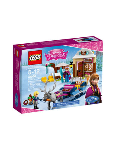 Lego Disney Princess Anna and Kristoffs Sleigh Adventure 41066-MULTI-One Size