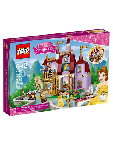 Lego Disney Princess Belles Enchanted Castle 41067-MULTI-One Size