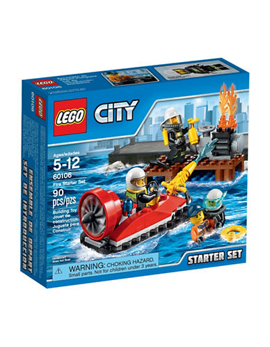 Lego City Fire Starter Set 60106-MULTI-One Size