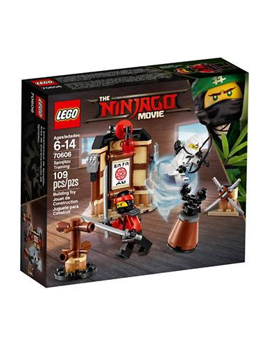 Lego The Ninjago Movie Spinjitzu Training 70606-MULTI-One Size