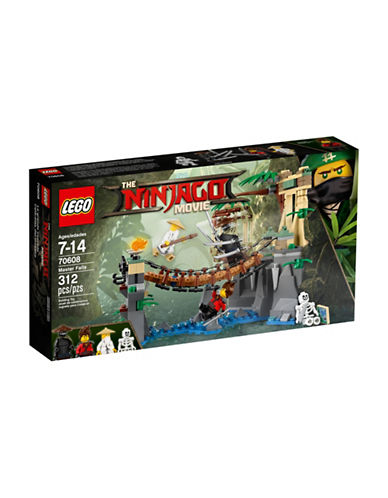 Lego The Ninjago Movie Master Falls 70608-MULTI-One Size