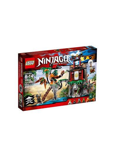 Lego Ninjago Tiger Widow Island 70604-MULTI-One Size