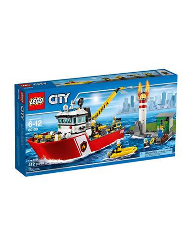 Lego City Fire Boat 60109-MULTI-One Size