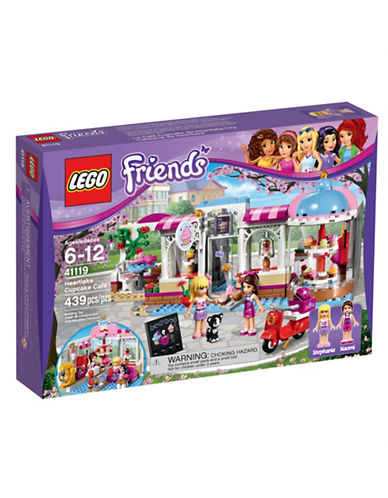Lego Friends Heartlake Cupcake Café 41119-MULTI-One Size