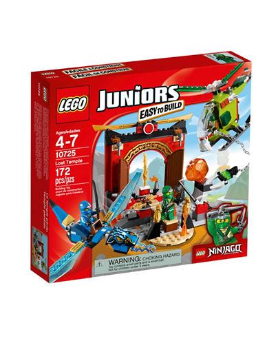 Lego Juniors Lost Temple 10725-MULTI-One Size
