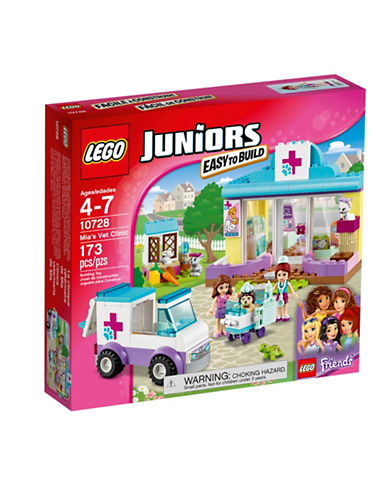 Lego Juniors Mias Vet Clinic 10728-MULTI-One Size