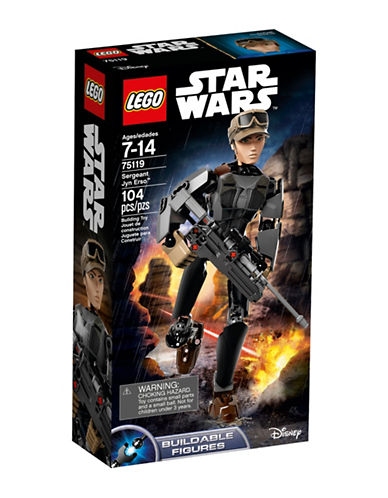 Lego Constraction Star Wars  Sergeant Jyn Erso 75119-MULTI-One Size