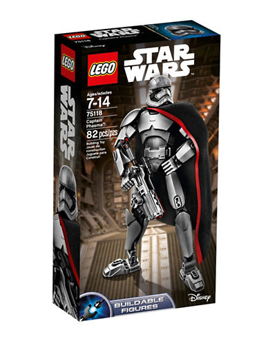 Lego Constraction Star Wars Captain Phasma 75118-MULTI-One Size