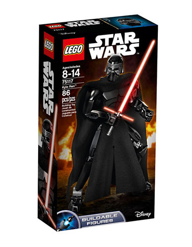 Lego Constraction Star Wars Kylo Ren 75117-MULTI-One Size