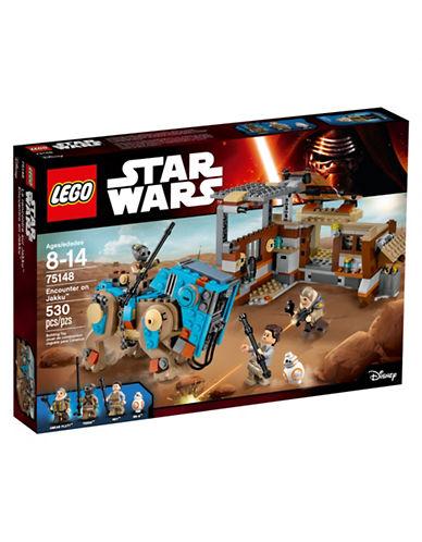 Lego Star Wars Encounter on Jakku 75148-MULTI-One Size