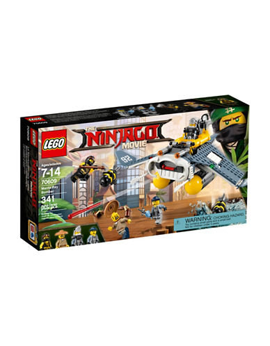 Lego The Ninjago Movie Manta Ray Bomber-MULTI-One Size