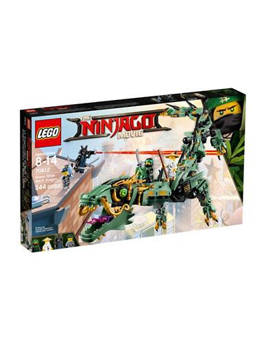 Lego The Ninjago Movie Green Ninja Mech Dragon-MULTI-One Size