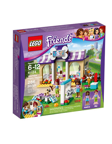 Lego Friends Heartlake Puppy Daycare 41124-MULTI-One Size
