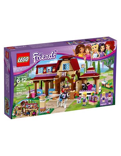Lego Friends Heartlake Riding Club 41126-MULTI-One Size