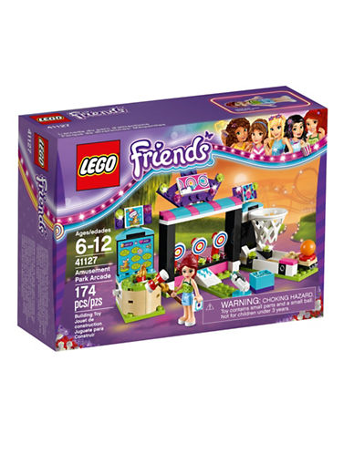 Lego Friends Amusement Park Arcade 41127-MULTI-One Size