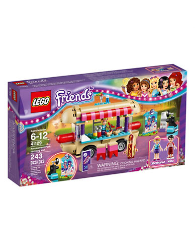 Lego Friends Amusement Park Hot Dog Van 41129-MULTI-One Size