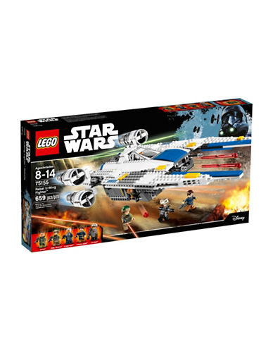 Lego Star Wars Rebel UWing Fighter 75155-MULTI-One Size