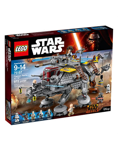 Lego Star Wars Captain Rexs ATTE 75157-MULTI-One Size