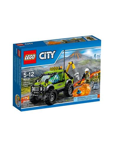 Lego City Volcano Explorers Volcano Exploration Truck 60121-MULTI-One Size