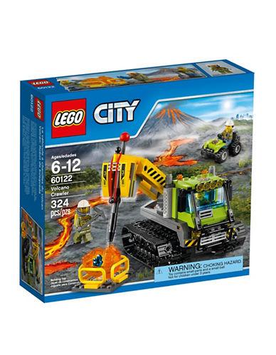 Lego City Volcano Explorers Volcano Crawler 60122-MULTI-One Size