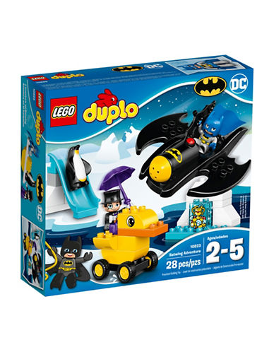 Lego DUPLO Super Heroes Batwing Adventure 10823-MULTI-One Size