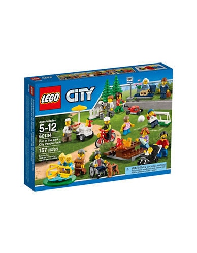 Lego Fun in the Park People Pack-MULTI-One Size