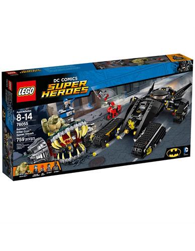 Lego DC Comics Super Heroes Batman Killer Croc Sewer Smash 76055-MULTI-One Size