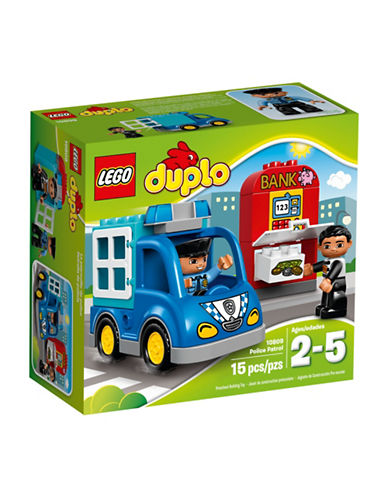 Lego Duplo Town Police Patrol 10809-MULTI-One Size
