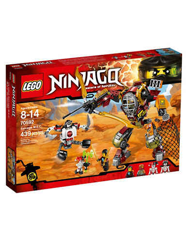 Lego Ninjago Salvage M.E.C.-MULTI-One Size