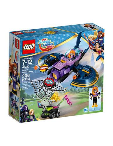 Lego DC Super Hero Girls Batgirl Batjet Chase-MULTI-One Size