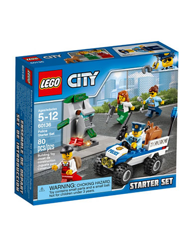 Lego City Police Starter Set 60136-MULTI-One Size