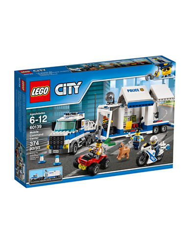 Lego City Police Mobile Command Centre 60139-MULTI-One Size
