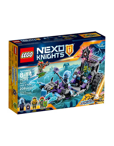 Lego Nexo Knights Ruinas Lock and Roller 70349-MULTI-One Size
