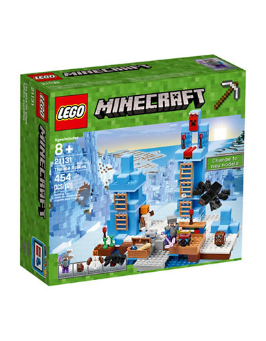 Lego Minecraft The Ice Spikes 21131-MULTI-One Size