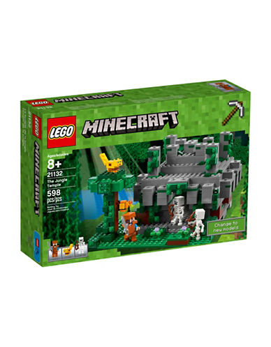 Lego Minecraft The Jungle Temple 21132-MULTI-One Size