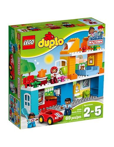 Lego DUPLO Town Family House 10835-MULTI-One Size