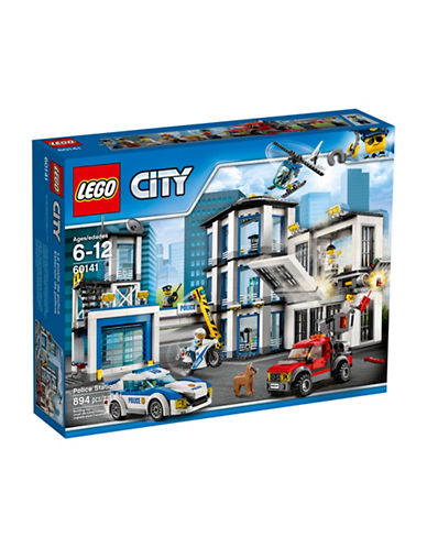 Lego Police Station 60141-MULTI-One Size