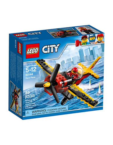 Lego City Great Vehicles Race Plane 60144-MULTI-One Size