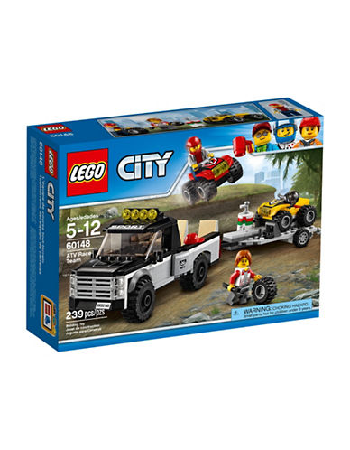 Lego City Great Vehicles ATV Race Team 60148-MULTI-One Size