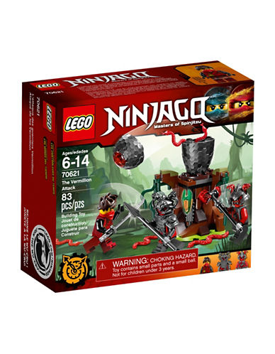 Lego Ninjago The Vermillion Attack 70621-MULTI-One Size