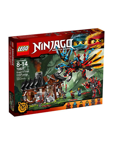 Lego Ninjago Dragons Forge 70627-MULTI-One Size