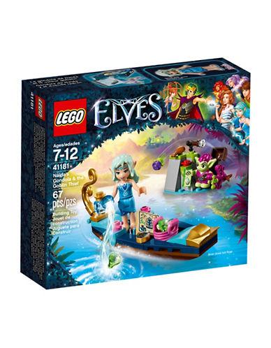 Lego Elves Naidas Gondola & the Goblin Thief 41181-MULTI-One Size