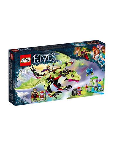 Lego Elves The Goblin Kings Evil Dragon 41183-MULTI-One Size