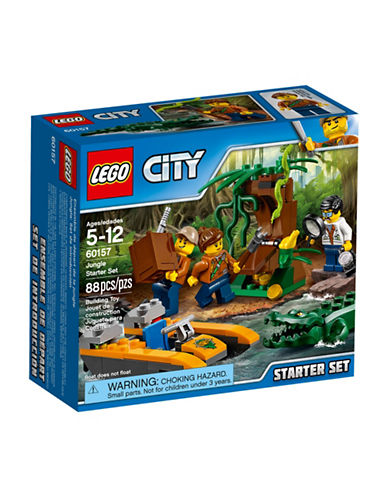 Lego City Jungle Starter Set 60157-MULTI-One Size