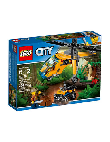 Lego City Jungle Cargo Helicopter-MULTI-One Size