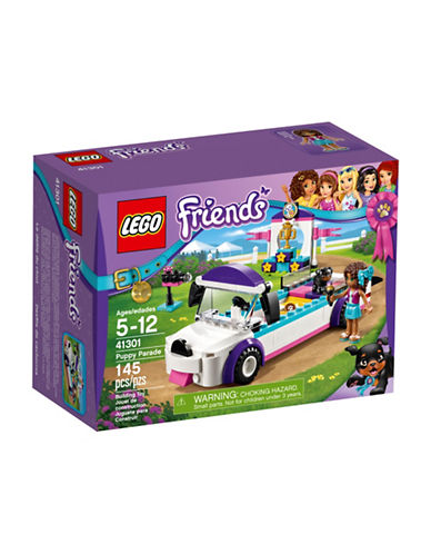 Lego Friends Puppy Parade 41301-MULTI-One Size