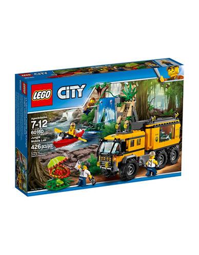 Lego City Jungle Mobile Lab 60160-MULTI-One Size