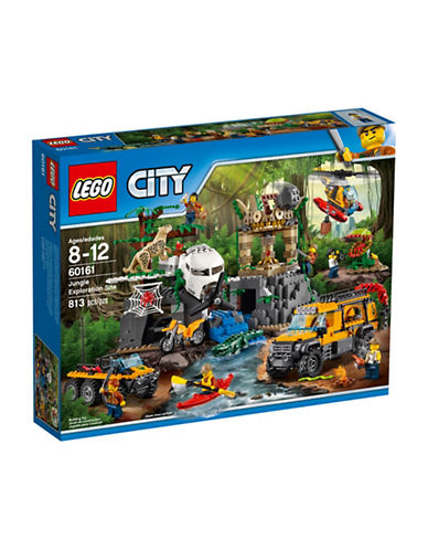 Lego City Jungle Exploration Site-MULTI-One Size