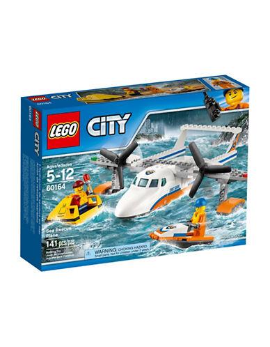 Lego City Sea Rescue Plane 60164-MULTI-One Size